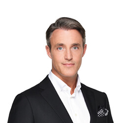 headshot of Ben Mulroney